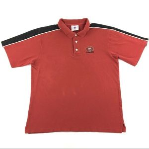 NFL San Francisco 49ers Men's Polo Shirt